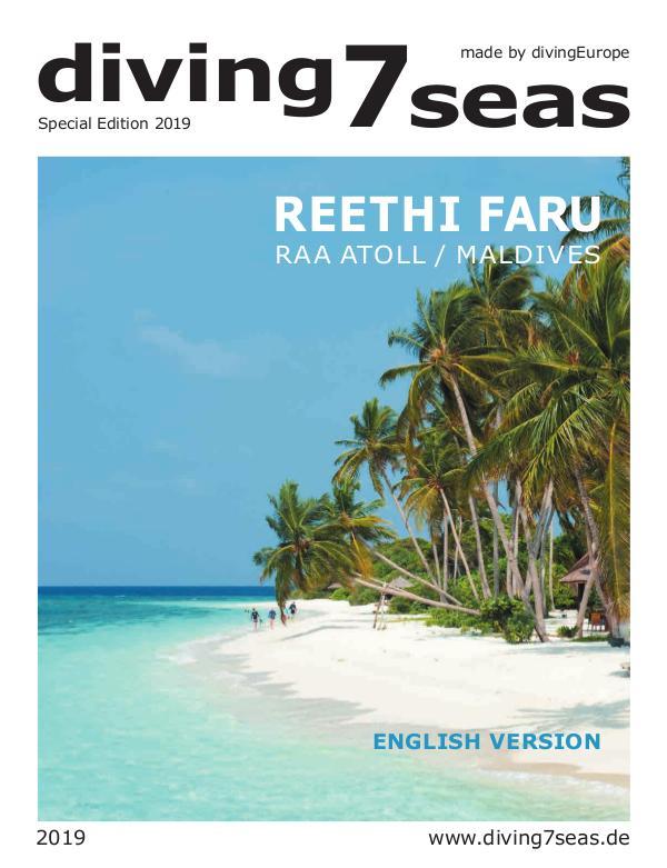 diving7seas – Special Edition REETHI FARU / ENGLISH