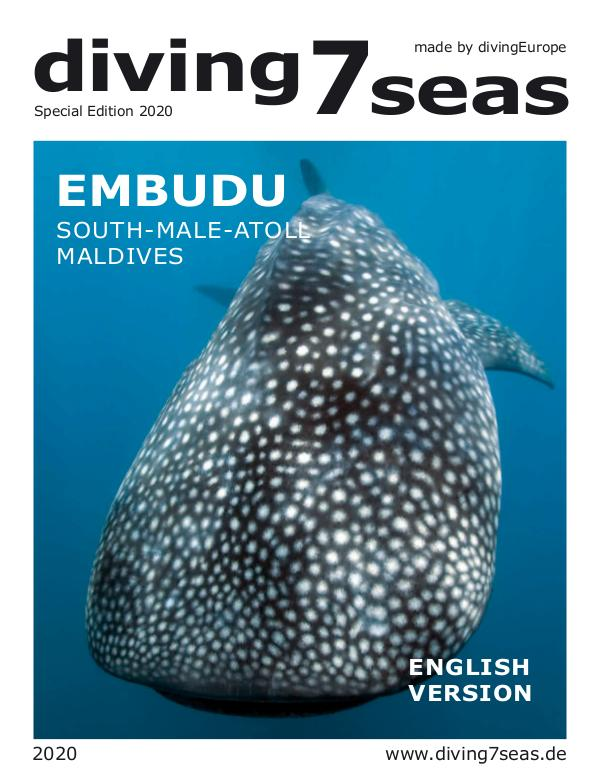 diving7seas – Special Edition EMBUDU / ENGLISH
