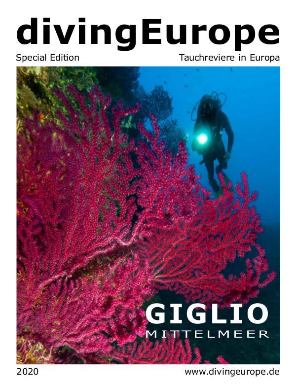 diving7seas – Special Edition GIGLIO