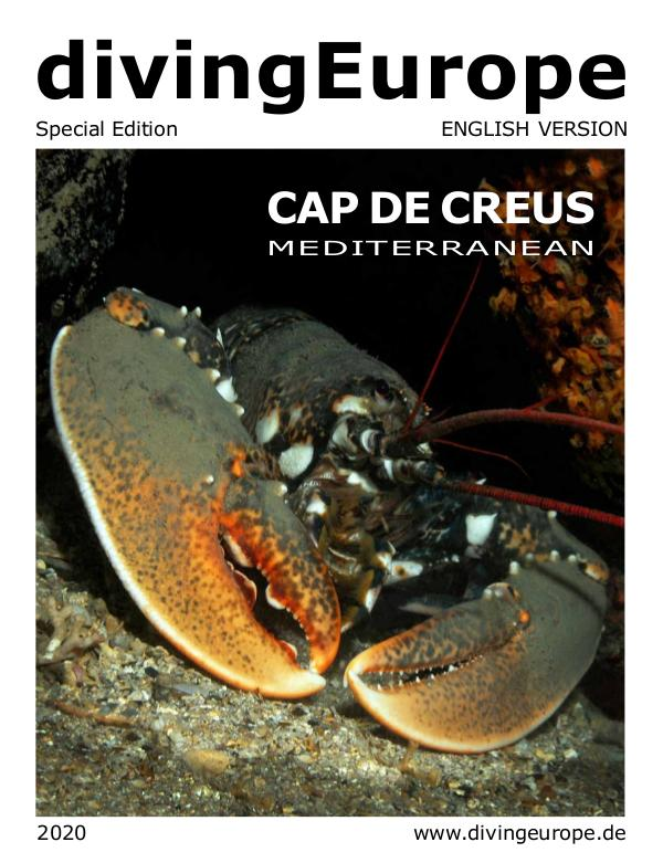 diving7seas – Special Edition CAP DE CREUS / ENGLISH