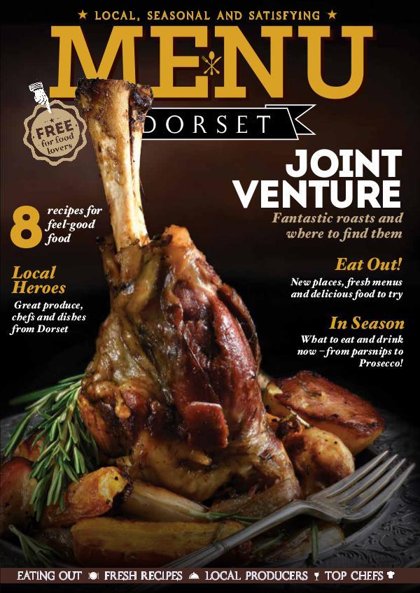 MENU dorset issue 14 issue 14