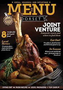 MENU dorset issue 14