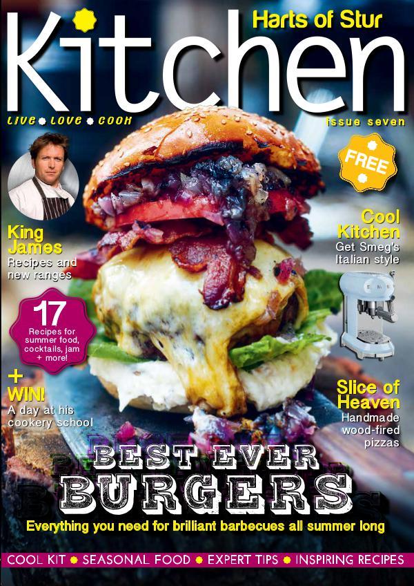 Harts of Stur Kitchen issue 7 summer 2018
