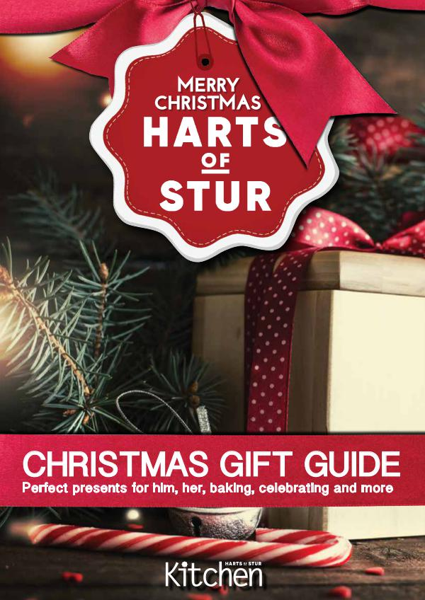 Harts of Stur Kitchen Christmas Gift Guide 2018