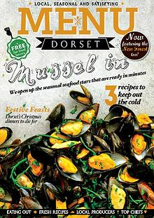 MENU dorset issue 27