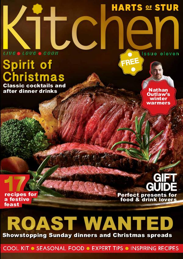 HARTS of STUR 11 gift guide 2019 HARTS issue 11 all.new