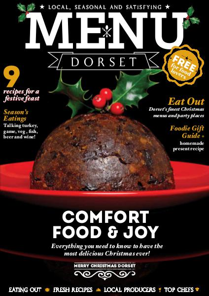MENU dorset issue 5 magazine