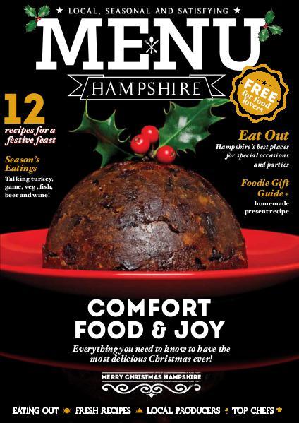 MENU magazine HAMPSHIRE issue 02 02