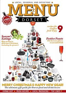 MENU dorset issue 12
