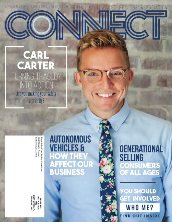 Connect Magazine September/October 2018