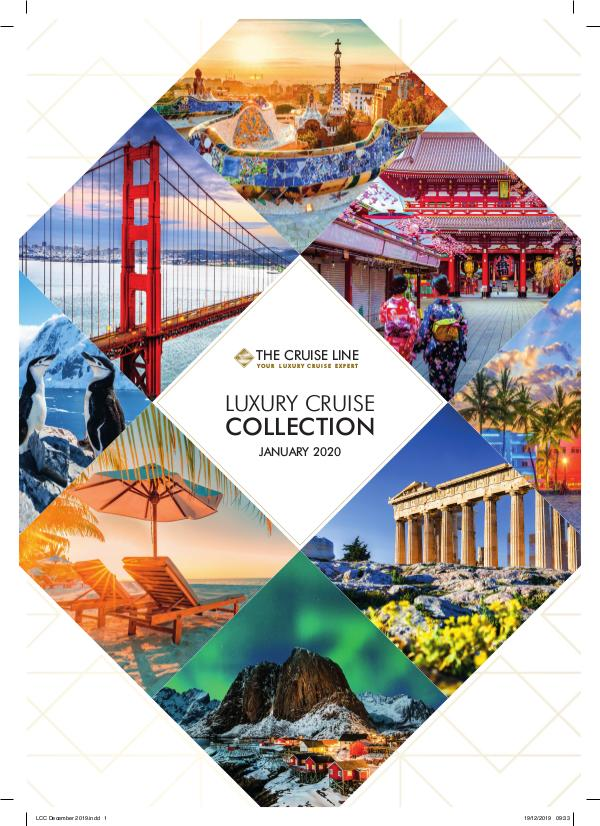 The Luxury Cruise Collection 2020 Luxury Cruise Collection 2019