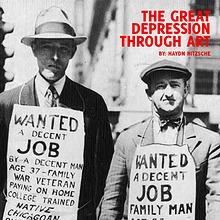 Reflecting on the Great Depression Through Art