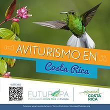 Aviturismo en Costa Rica