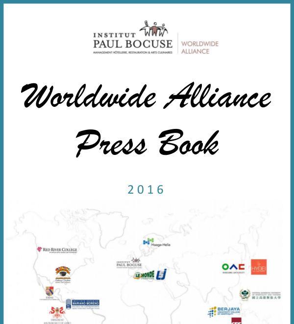 ALLIANCE PRESS BOOK 2016 1