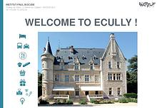 WELCOME TO ECULLY