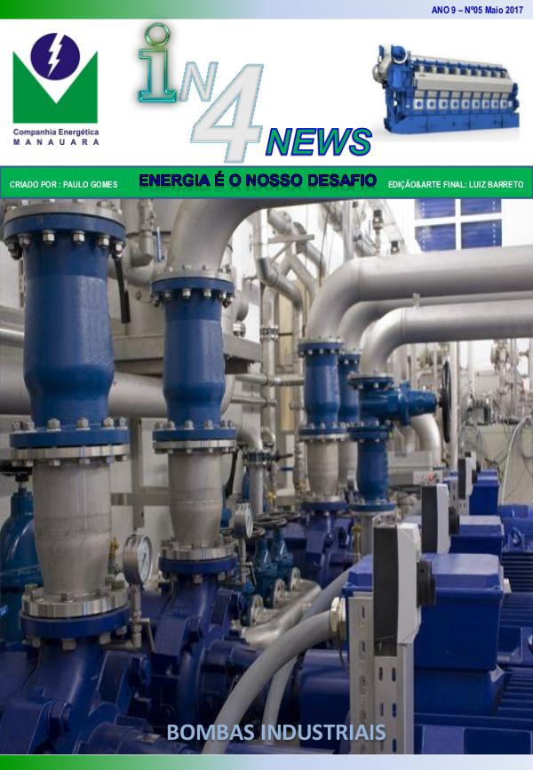 Revista Maio Jornal Manauara - Maio 2017 PG