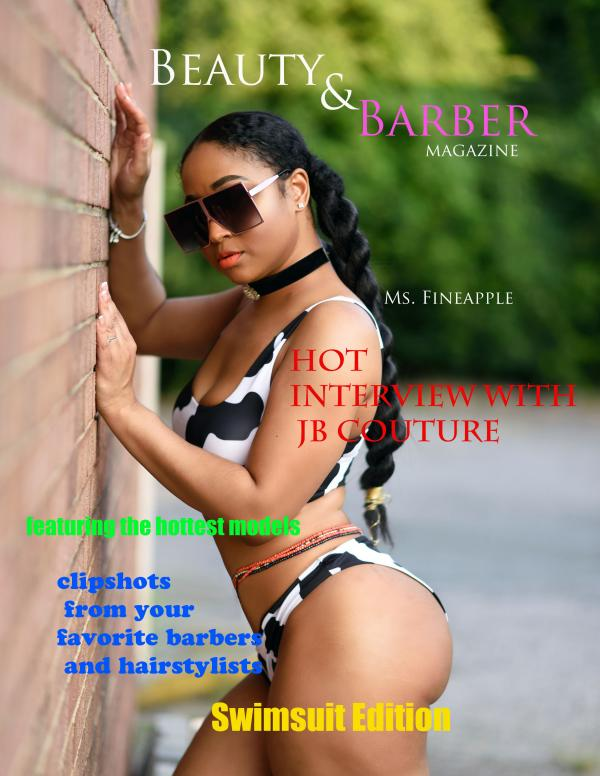 Beauty and Barbers Magazine bbswimsuit19
