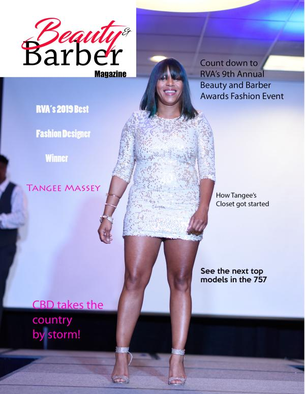 Beauty and Barber Magazine 2020 Summer Edition Summer 2020
