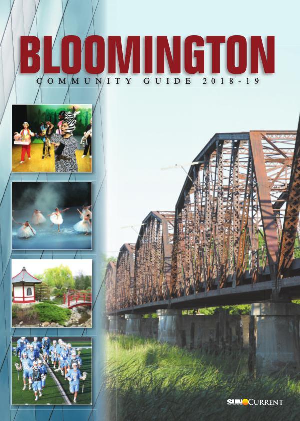 Bloomington Community Guide 2018