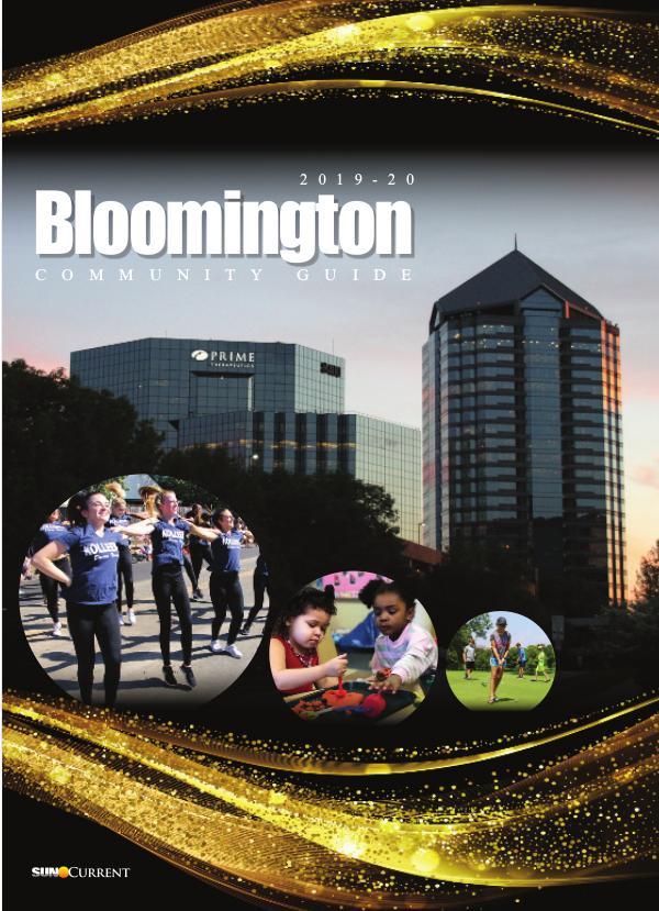 Bloomington Community Guide 2019