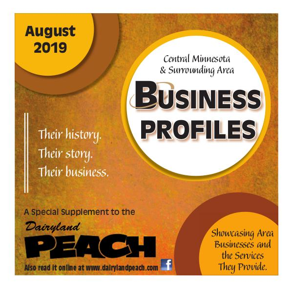 Dairyland Peach Sections Business Profile 2019