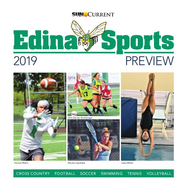 Edina Fall Sports 2019