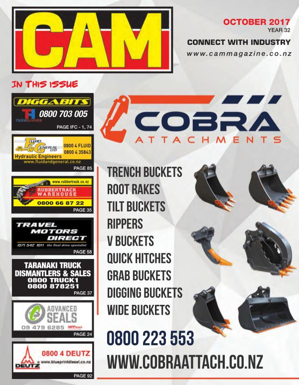 CAM October 2017 Issue