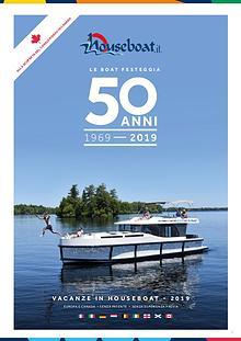 Catalogo Houseboat 2019