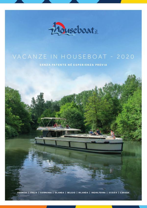 Catalogo Houseboat 2020 Ed. 2020