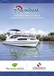Catalogo Houseboat - Italia