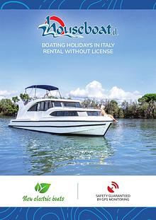 Houseboat Catalogue - Italy