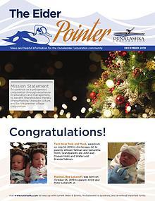 December Eider Pointer