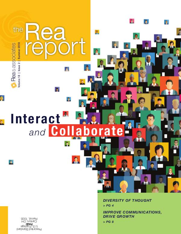 The Rea Report Summer 2018