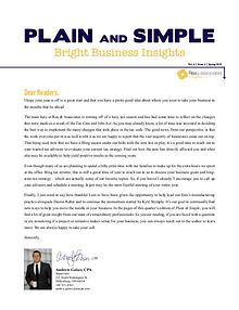Plain and Simple: Bright Business Insights