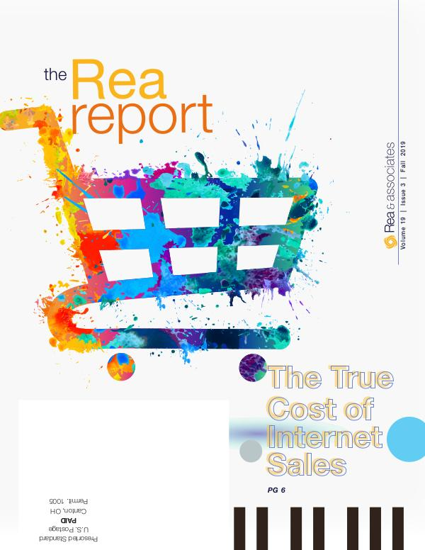 The Rea Report Fall 2019