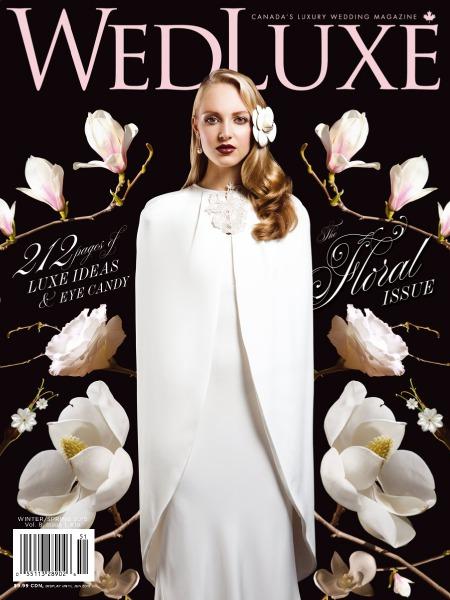 WedLuxe Magazine Winter/Spring 2015 Toronto & Eastern Canada