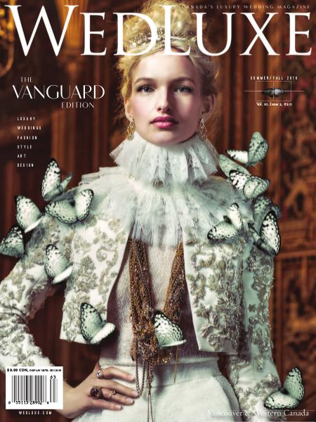 WedLuxe Magazine Summer/Fall 2016 Vancouver & Western Canada