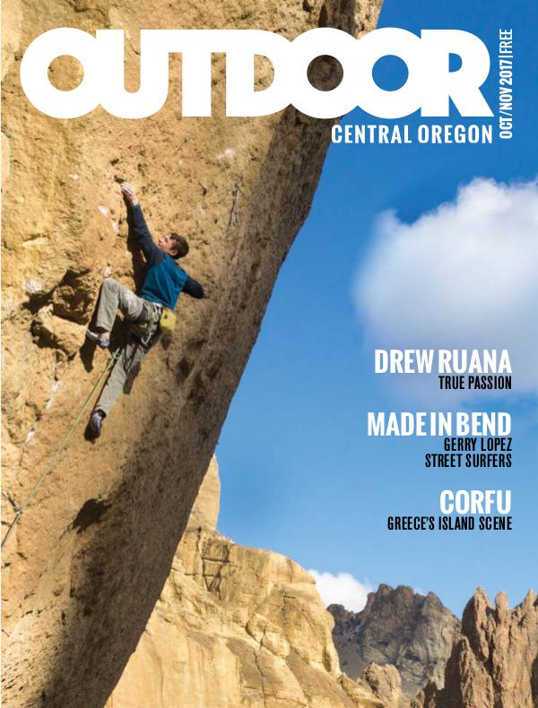 Outdoor Central Oregon Issue 1 | October/November 2017