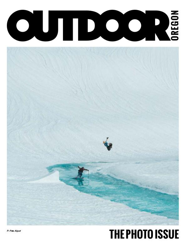 Outdoor Central Oregon Issue 6 | The Photo Issue
