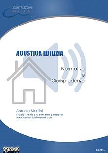 Acustica Edilizia Normativa - Costruzioni tini - Geometra Padova