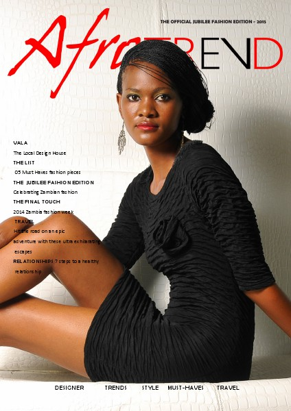 Afrotrend Magazine APR.2015 1st ISSUE