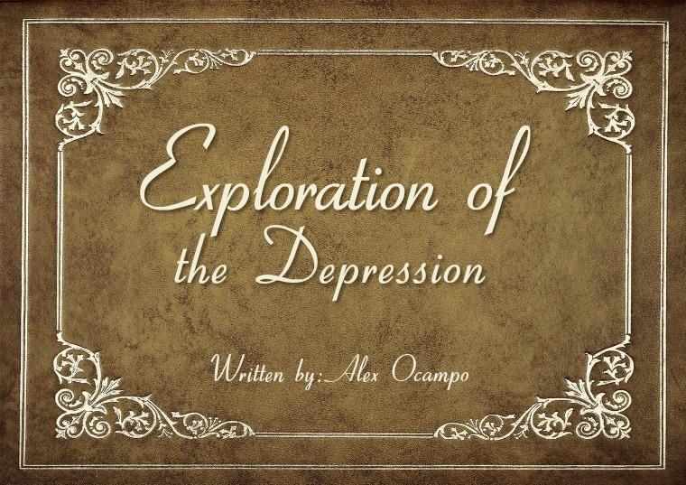 Exploration of the Depression Pt.1