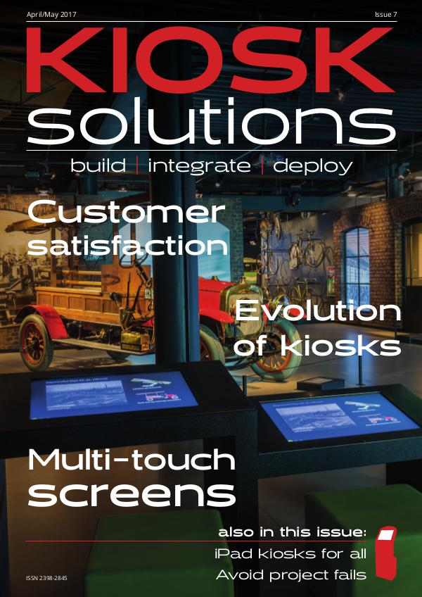 Kiosk Solutions Apr-May 2017