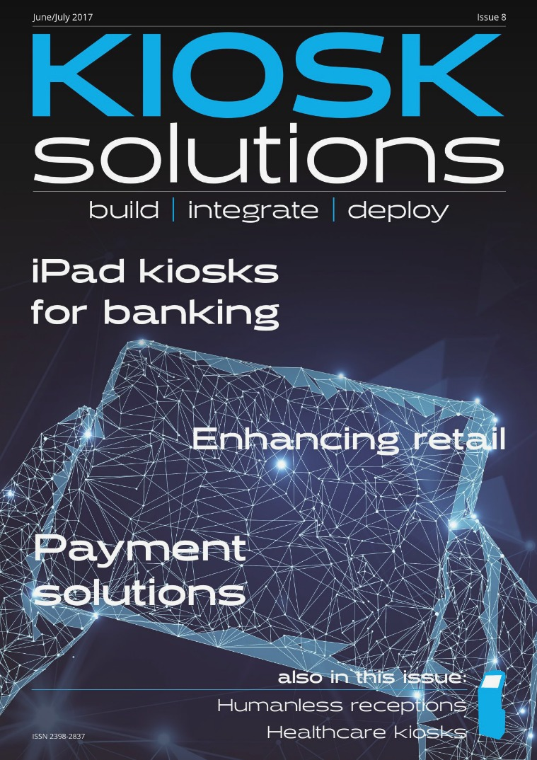 Kiosk Solutions Issue 8