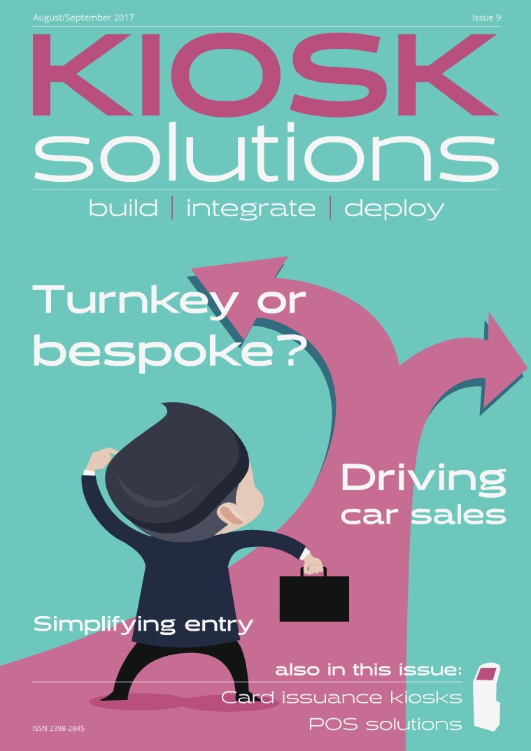 Kiosk Solutions Issue 9