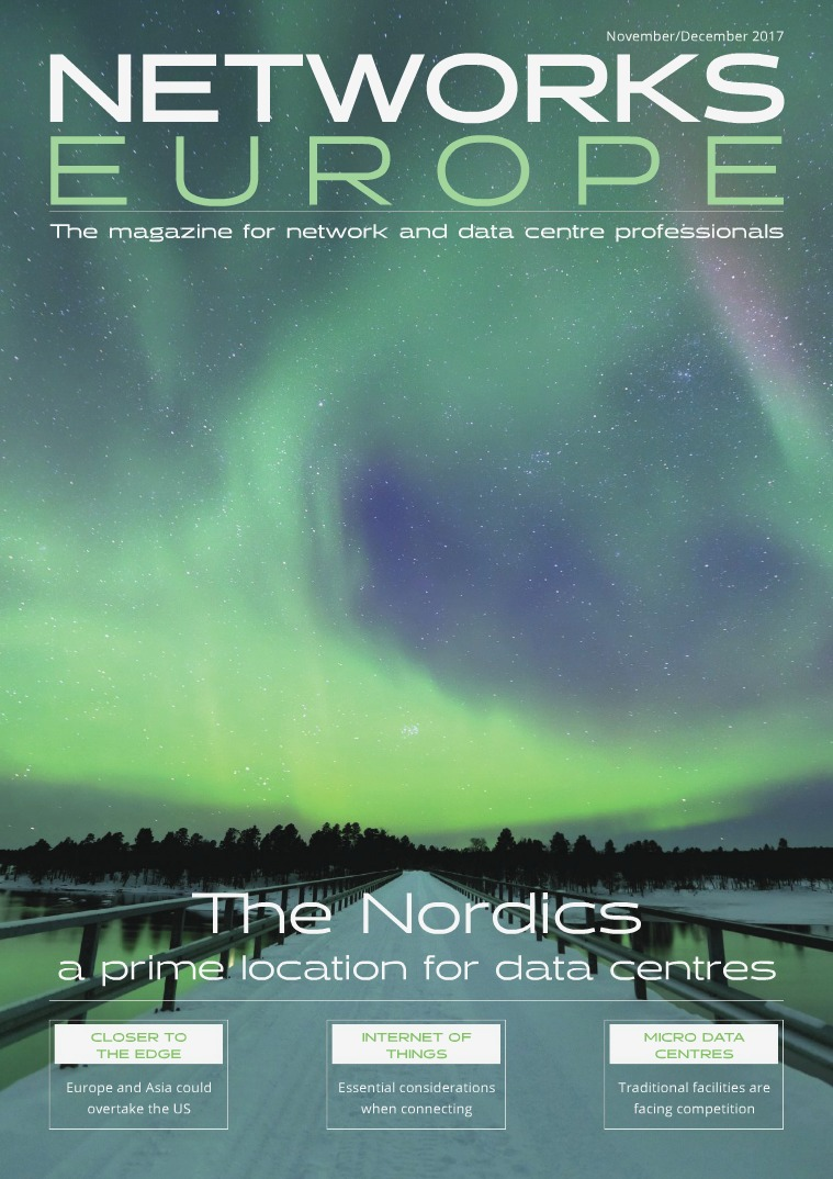 Networks Europe Issue 12 November/December 2017