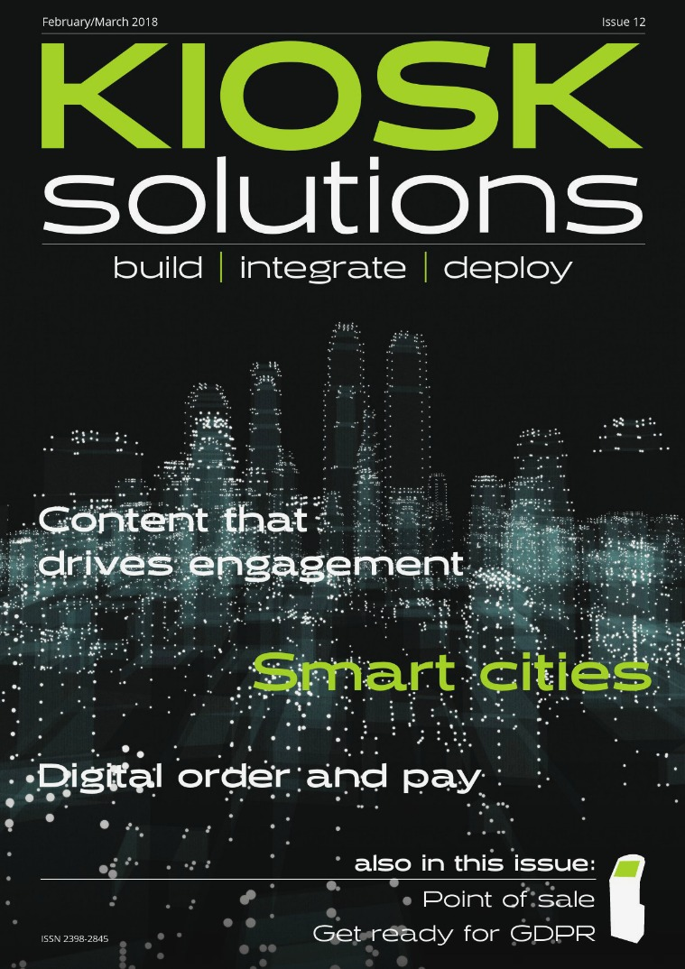 Kiosk Solutions Issue 12