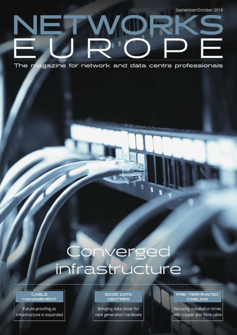 Networks Europe Issue 17 September/October 2018
