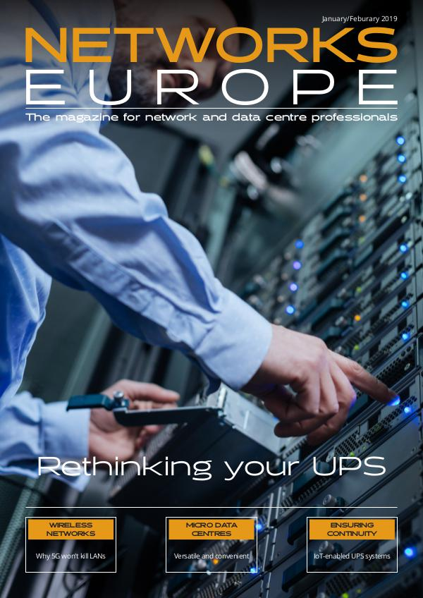 Networks Europe Issue 19 January/February 2019