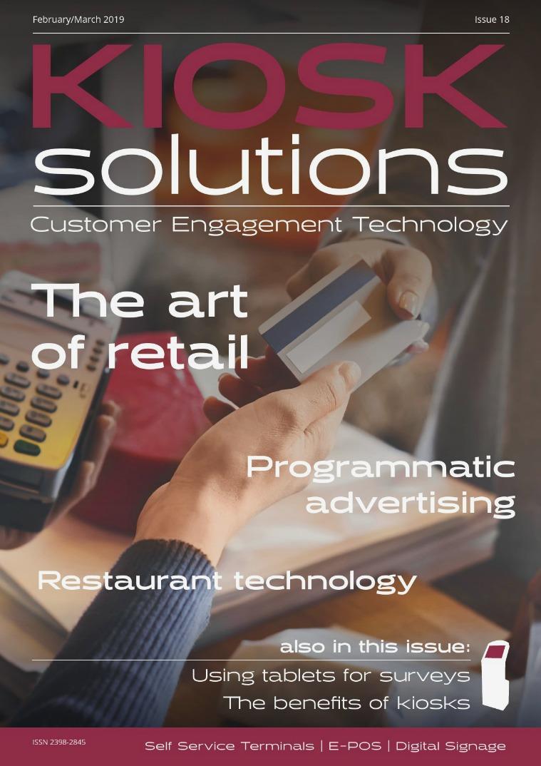 Kiosk Solutions Feb-Mar 2019